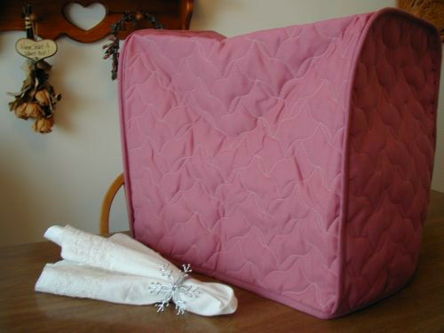 Rose Bread Maker or Large Mixer Appliance Cover   LAST ONES