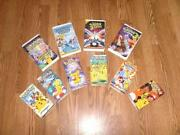 Pokemon VHS Lot