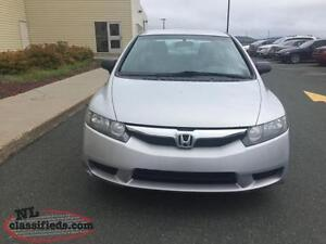 2009 Honda Civic INSPECTED SERVICED!!!