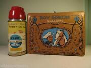 Vintage Roy Rogers Lunch Box