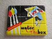 Watercolor Tin