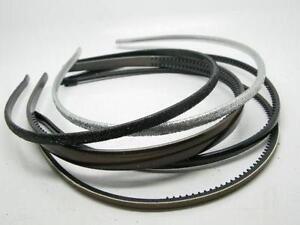 plastic headbands hair accessories ebay