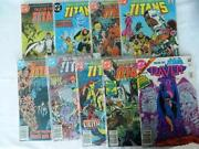 Teen Titans Lot