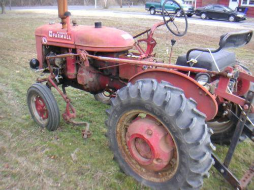 farmall a tractor ebay. Black Bedroom Furniture Sets. Home Design Ideas