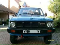 Old Hilux wanted