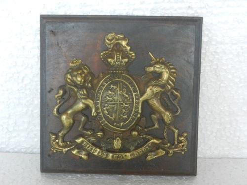 Dieu et mon droit ebay for Dieu et mon droit royal crest silver plated jewelry box