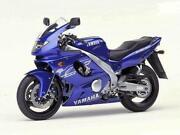 Yamaha Fairing Bolts