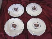 Cadillac Hubcaps