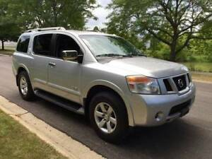 2008-2010 Nissan Armada or Infiniti QX56, 4x4, Lower Mileage