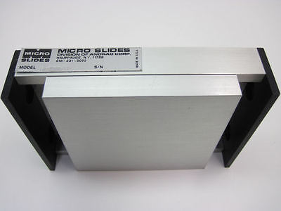 Micro Slides Anorad Single Axis Linear Slide A-6082-11
