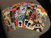 Marvel Secret Wars Comics
