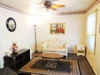 763 Campbell one room for rental