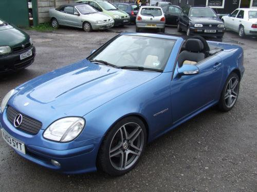 mercedes slk 200 auto ebay. Black Bedroom Furniture Sets. Home Design Ideas