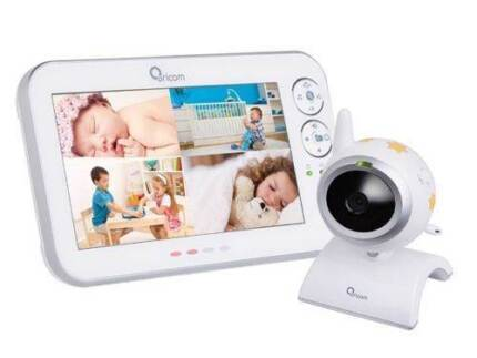 BRAND NEW ORICOM-SECURE-910-LARGE-7-DIGITAL-VIDEO-BABY-MONITOR Sandringham Bayside Area Preview