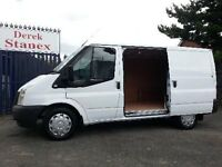 GREAT VALUE 2010 FORD TRANSIT SHORT WHEEL BASE LOW ROOF ONE OWNER VANS,CARS