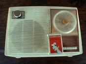 Phillips Transistor Radio