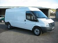 House Removal Services Man & Van, Fully Insured. All Of The North West Covered. LWB Ford Transit.