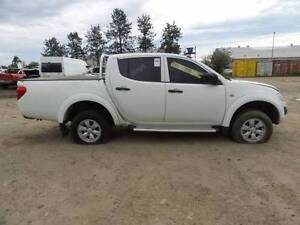 MITSUBISHI TRITON MANUAL VEHICLE WRECKING PARTS 2014 (VA0985) Brisbane South West Preview