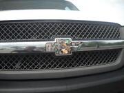 Camo Chevy Emblem