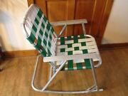 Vintage Aluminum Chair
