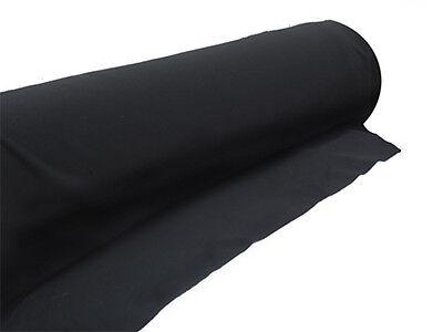 = schwarzer Filz Teppich  für Basskiste Gehäuse Kofferraum