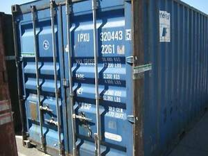 20'  Water tight shipping Containers - $1595 incl GST! Tottenham Maribyrnong Area Preview