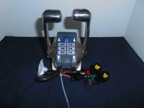 Morse Controls Marine Throttle Controls : Morse controls marine ebay