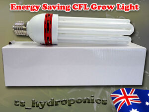 130W ENERGY SAVING GROW LIGHT CFL 2700K COMPACT FLUORESCENT LAMP
