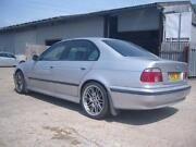 BMW E39 Breaking
