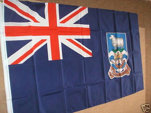 FALKLAND ISLANDS FLAG FLAGS 5