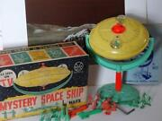 Vintage Spaceship Toy