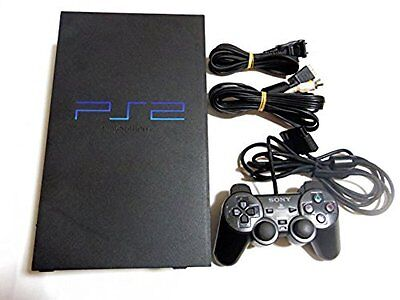 Sony Japan Game console PlayStation 2 PS2 Used Good Condition
