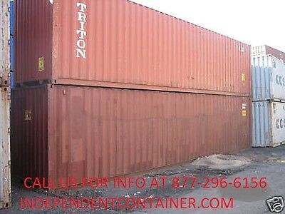 40 Cargo Container Shipping Container Storage Container In Columbus Ohio