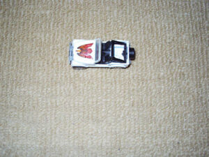 1981, HOT WHEELS, WHITE JEEP, CJ-7, DIECAST METAL CAR