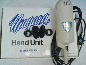NIAGARA HU75 Massage Hand Unit, VGD CONDITION, Nhc, RRP £400+, Human / Equissage