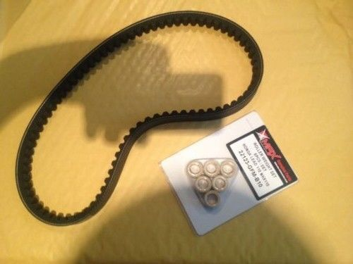 HONDA LEAD 110 NHX110 NHX ELITE 110 DRIVE BELT & ROLLER KIT