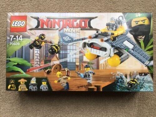 NEW LEGO SHEN-LI mini figure from NINJAGO MOVIE MANTA RAY BOMBER SET 70609