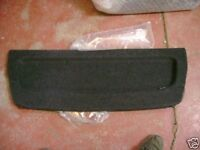 CORSA PARCEL SHELF IN DARK GREY