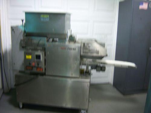 Hollymatic Patty Machine  Food Preparation Equipment
