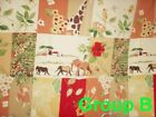 Floral Upholstery African Craft Fabrics