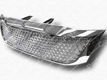 TOYOTA HILUX 2012 TO 2015 CHROME BENTLEY STYLE GRILL - NEW PARTS Florey Belconnen Area Preview