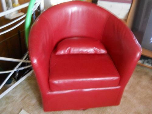 Swivel Barrel Chair Ebay