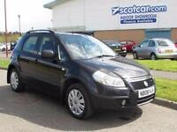 FIAT SEDIC 1.9 MULTIJET DYNAMIC 4WD LOW MILES