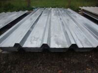 brand new 10ft long galvanized box profile roofing sheets