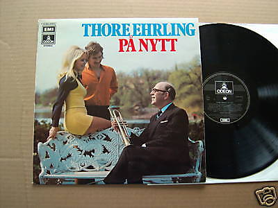 THORE EHRLING - PAA NYTT - LP - ODEON 1972