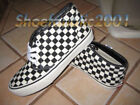VANS White Athletic Shoes VANS Checkerboard for Men