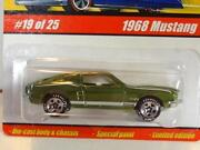 Hot Wheels Classics 1968 Mustang