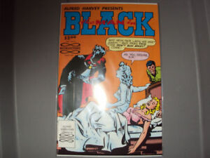 1991, THE MAN IN BLACK #2, COMIC BOOK, NEAR MINT
