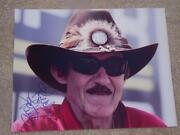Richard Petty Autographed Photo