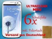 Displayschutzfolie Samsung Galaxy S3